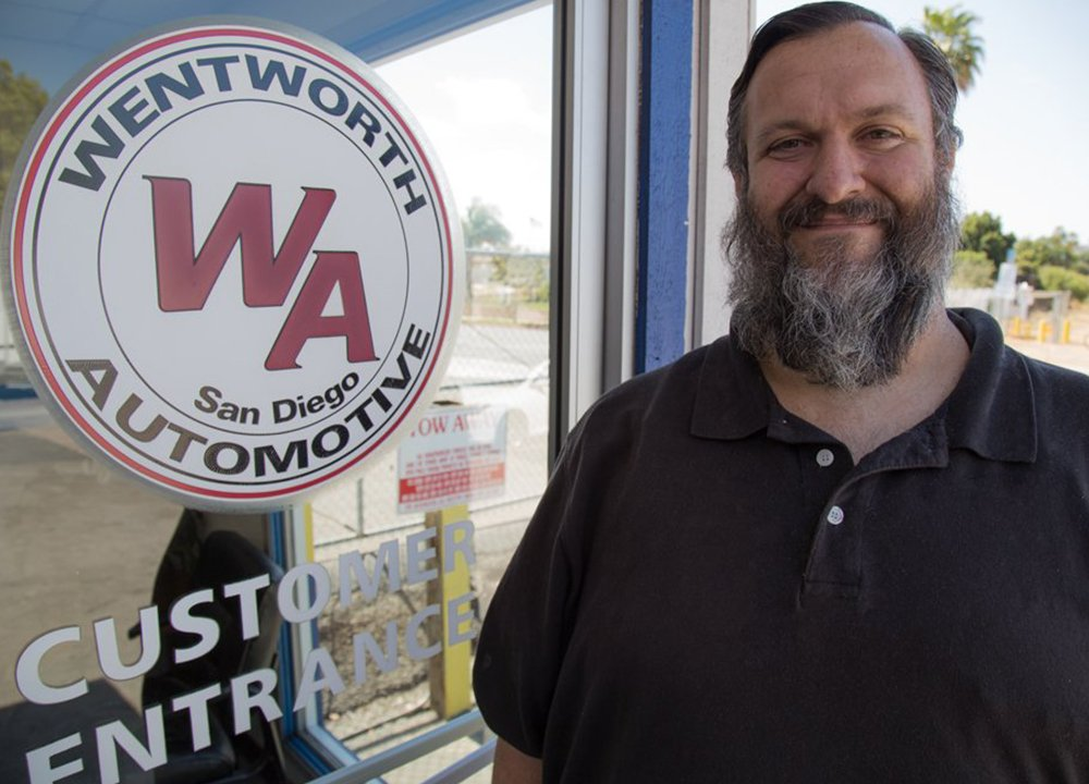 Ben-Beasley-wentworth-automotive-auto-repair-san-diego-ca