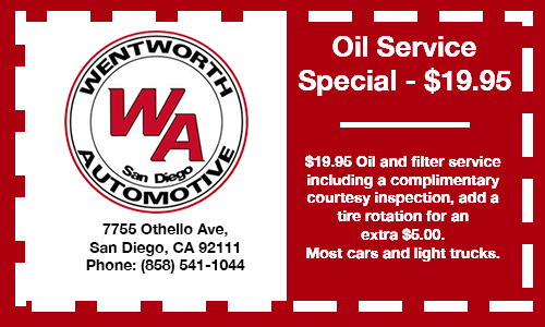 wentworth-special-oil-chnage-19-95